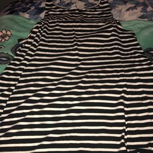 Sleeveless Jersey Swing Old Navy XXL Dress